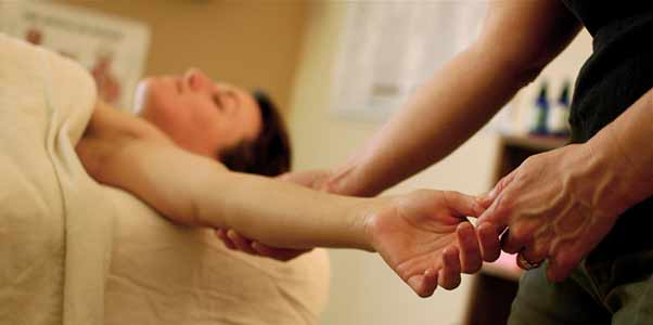 Medical Qigong Treatment